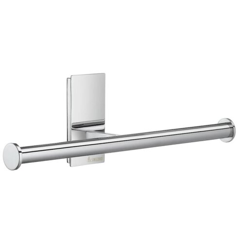 Smedbo Wall Mounted Spare Double Toilet Paper Holder Reviews Wayfair