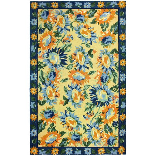 Sunflower Provence Rug
