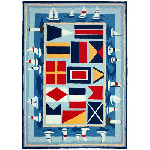 Homefires Sailing The Lakes Rug