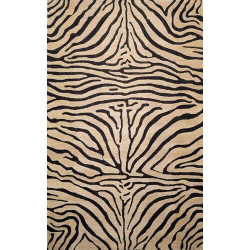 Zebra Rug Wayfair: Trans Ocean Seville Zebra Neutral Rug & Reviews