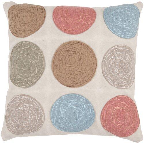 Soothing Circles Pillow