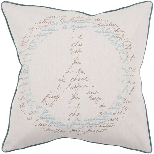 Peace and Tranquility Pillow