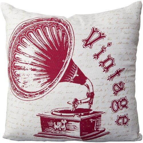 Vibrant Vintage Pillow