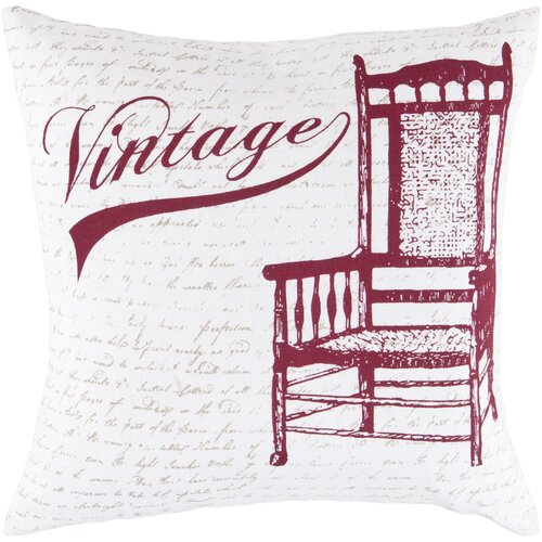 Vivacious Vintage Pillow