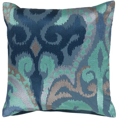 Radiant Swirl Pillow