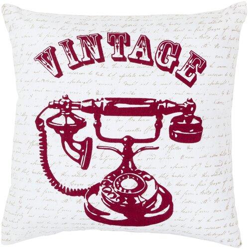 Vivid Vintage Pillow