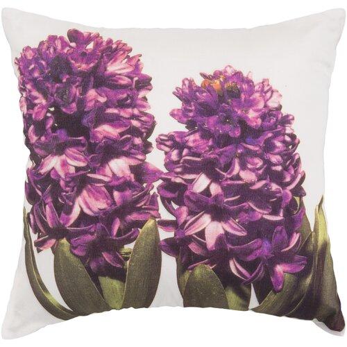 Hint of Hyacinths Pillow