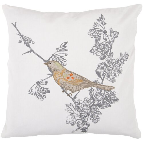 Bright Bird Pillow