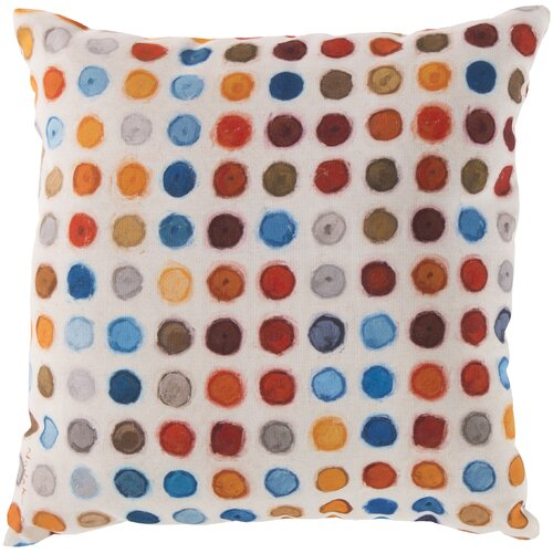 Surrounded by Circles Pillow