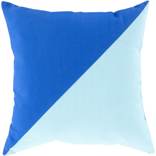 Split Color Pillow
