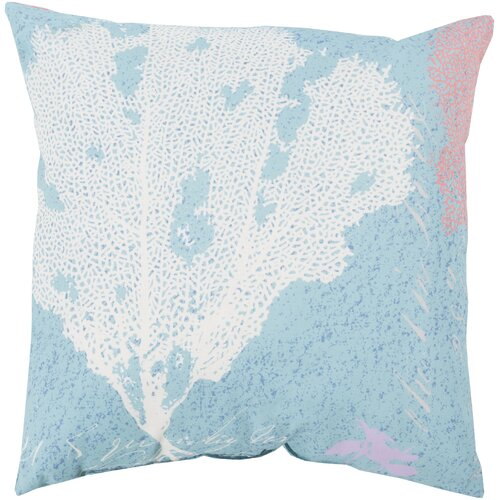 Eye Catching Coral Pillow