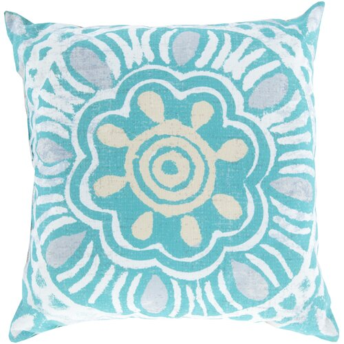 Sweet Sunburst Pillow