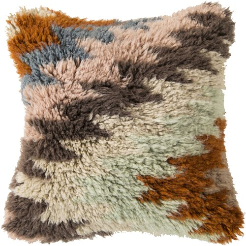 Zig Zagging Delight Pillow