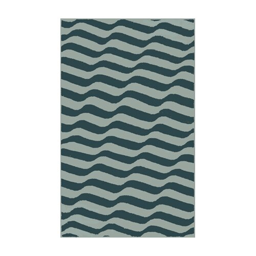 Sheffield Market Teal Blue/Foggy Blue Rug