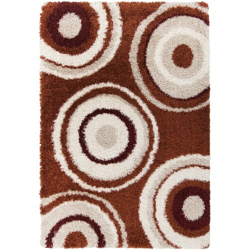 Los Angeles Rust Rug