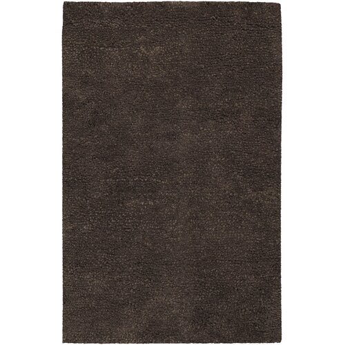 Surya Metropolitan Chocolate Brown Rug