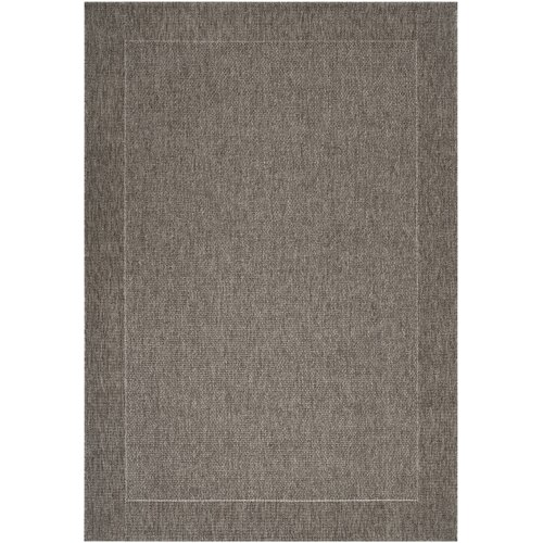 Surya Elements Dark Gray Outdoor Rug