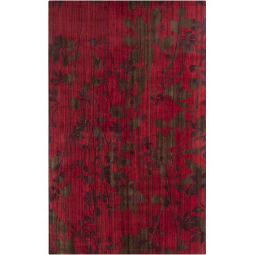 Surya Brocade Venetian Red Rug