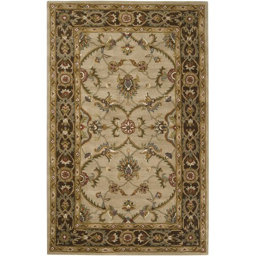 Surya Kensington Dark Brown/Tan Rug