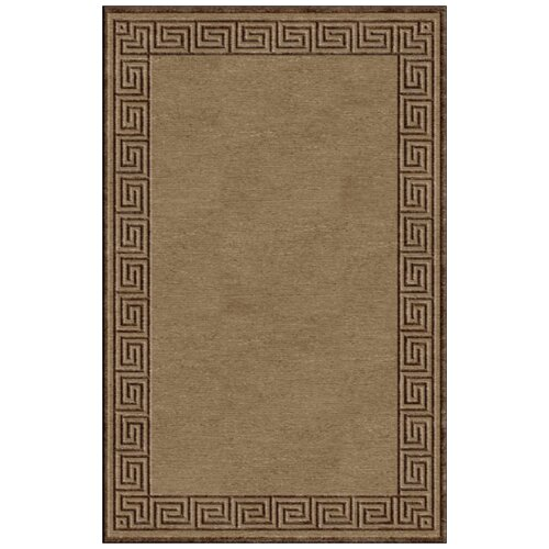 Surya Portera Espresso/Tan Indoor/Outdoor Rug
