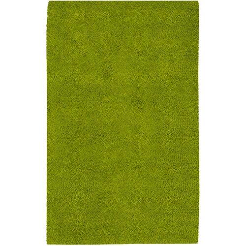 Aros Lime Green Rug