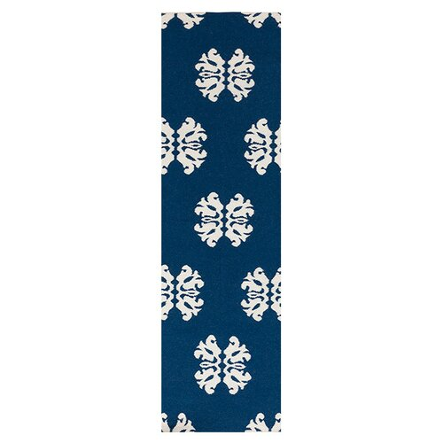 Surya Frontier Midnight Blue/Ivory Rug