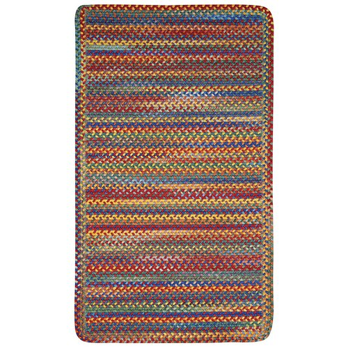 Capel Rugs Kill Devil Hill Bright Multi Rug