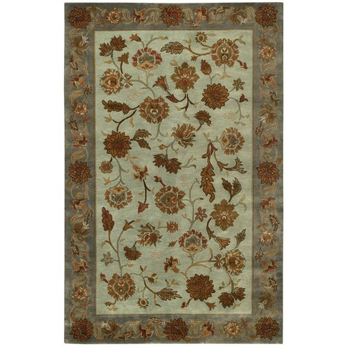 Capel Rugs Dexter Sea Green Rug