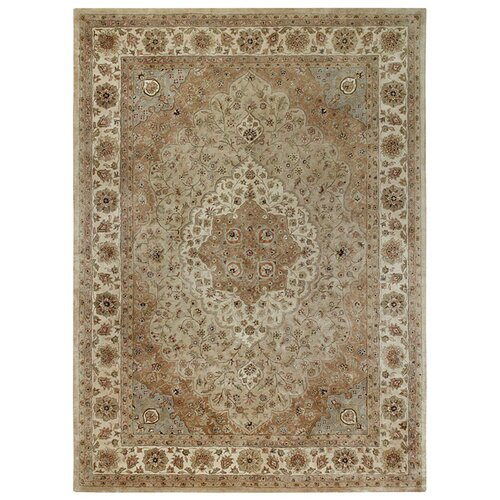 Capel Rugs Forest Park Brown Tabriz Rug