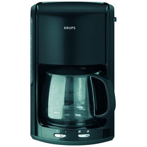 "Krups 1,25L Kaffeeautomat ""ProAroma"" Plus in Schwarz"