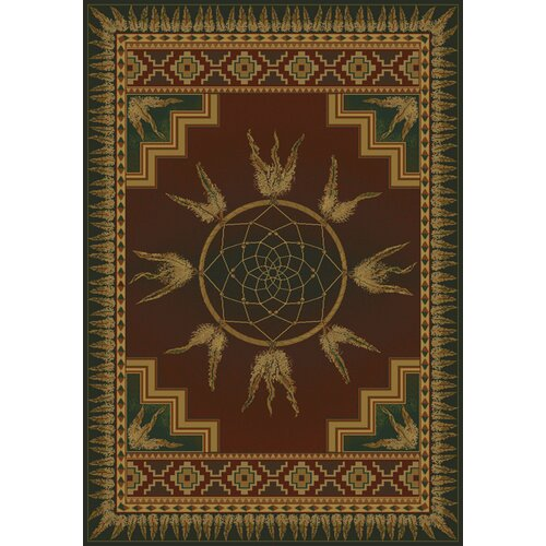 Genesis Dream Catcher Lodge Rug