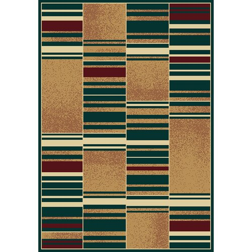 Manhattan Bridges Hunter Rug