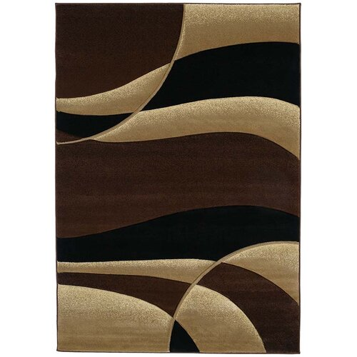 United Weavers of America Contours Avalon Toffee Rug