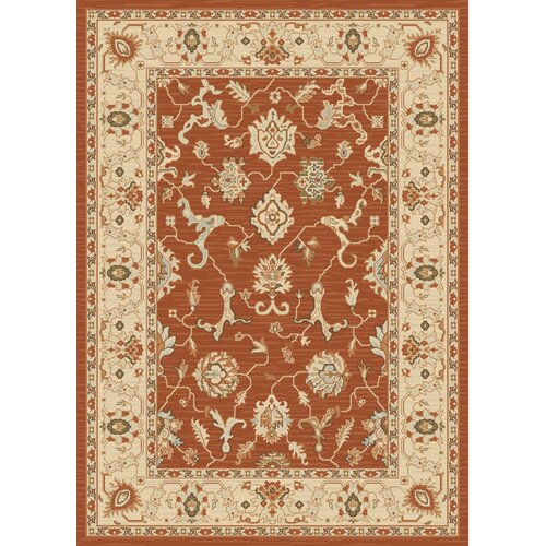 Nain Rust Persian Rug