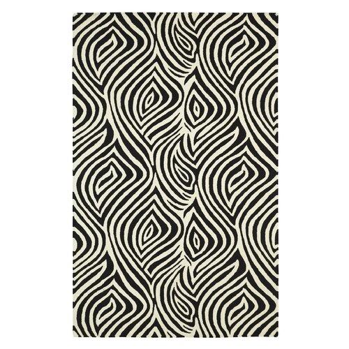 Dynamic Rugs Dynamak Ivory/Black Rug