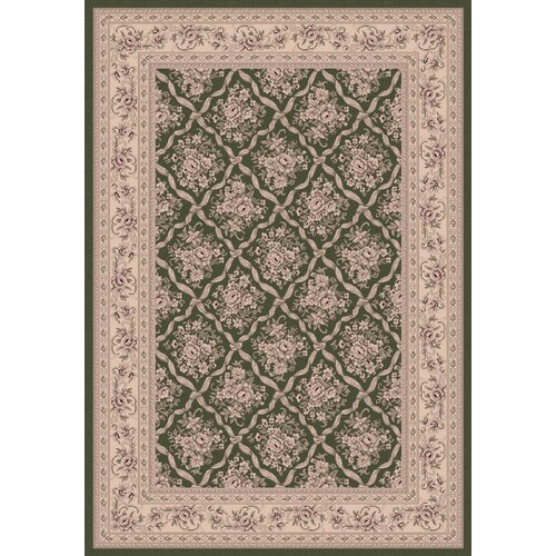 Dynamic Rugs Legacy Persian Green Rug