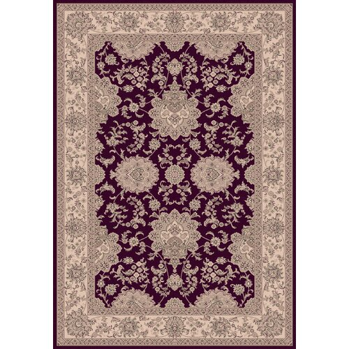 Dynamic Rugs Legacy Agra Red Rug