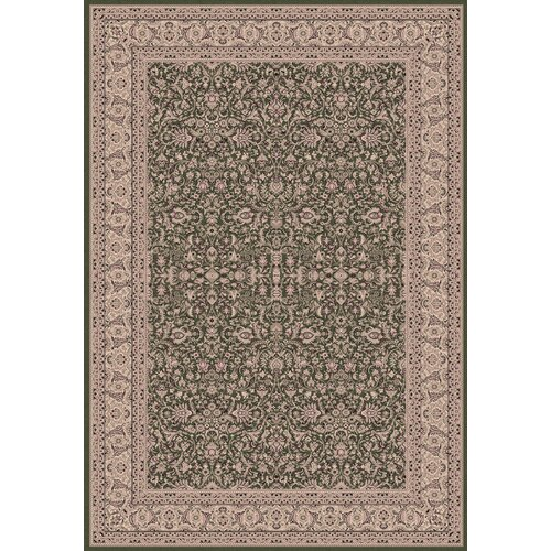 Dynamic Rugs Legacy Green Rug