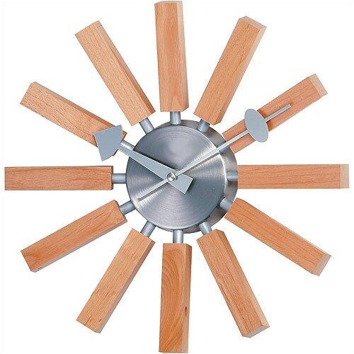 modern wood wall clock images