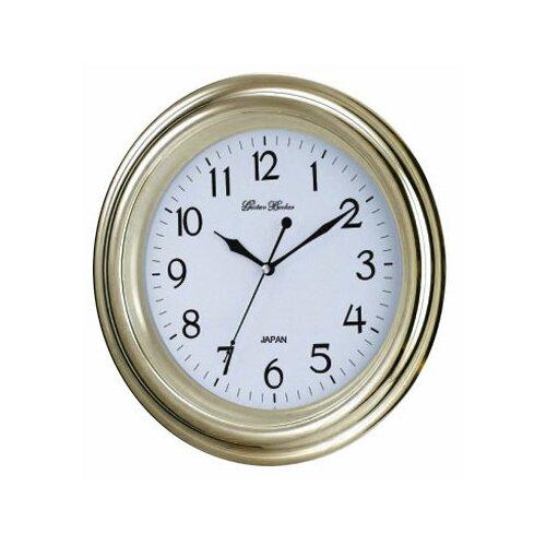 """dCOR design 13.5"""" Seiko Movement Wall Clock"""