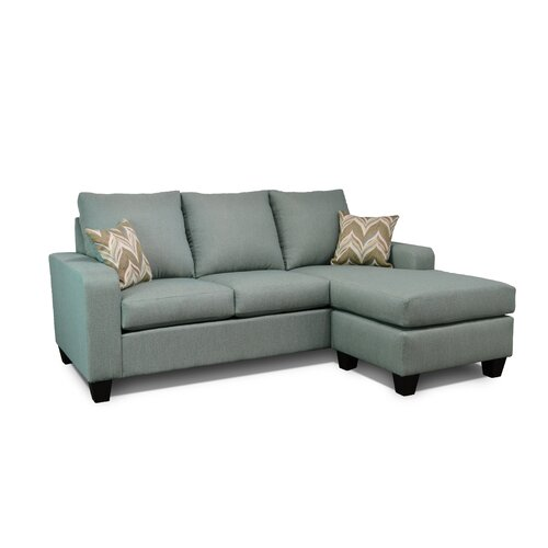 Piedmont Furniture Audrey Sofa Sectional & Reviews | Wayfair