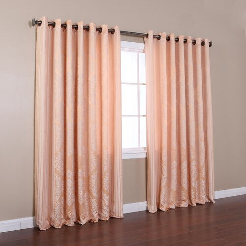 how to order curtains width