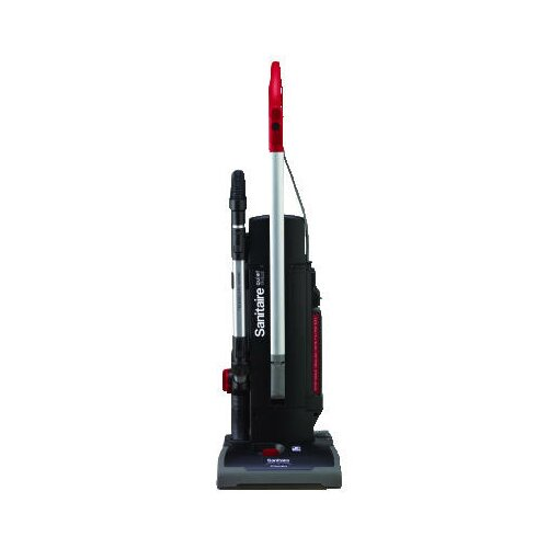 Commercial Duralux Two-Motor Upright Vacuum