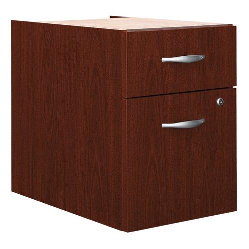 Bush Business Furniture Series C: 3/4 Pedestal