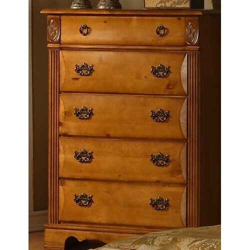 Brighton 5 Drawer Chest