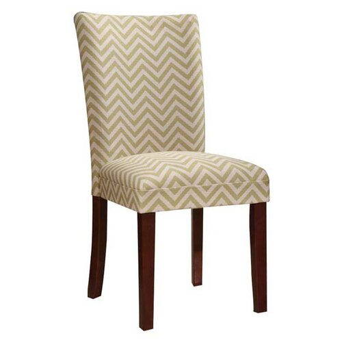 Sandra Side Chair Homepop Deluxe Side Chair