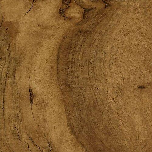 "Armstrong Luxe Kingston Walnut 6"" x 48"" Vinyl Plank in Henna"