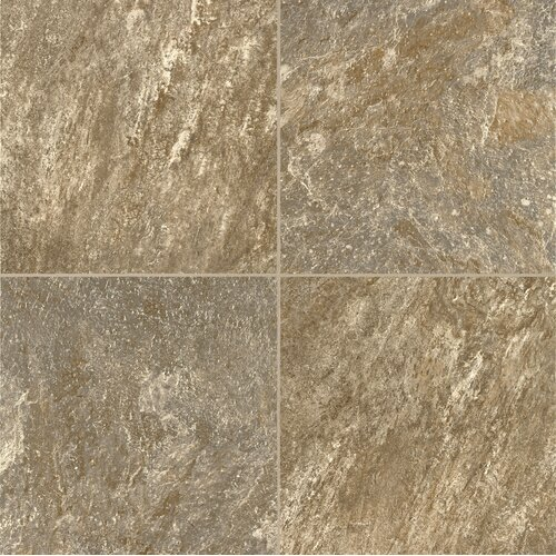 """Armstrong Alterna Reserve Cuarzo 16"""" x 16"""" Vinyl Tile in Pine Frost"""