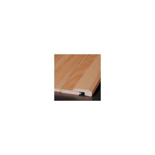 "Armstrong 0.63"" x 2"" Red Oak Threshold in Praline Large"