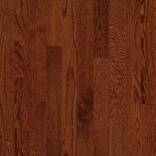 "Bruce Flooring Townsville Strip 2-1/4"" Engineered White Oak Flooring in Cherry"